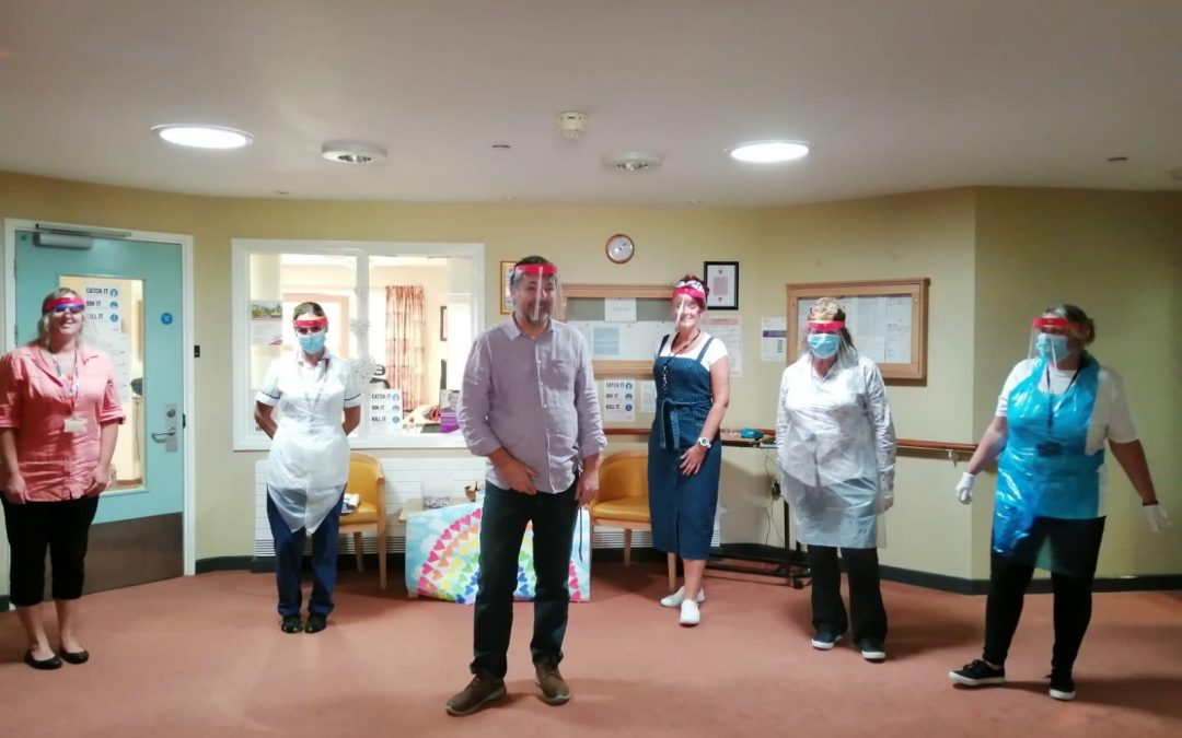 BMH Provides much needed PPE to Care Homes around Derbyshire